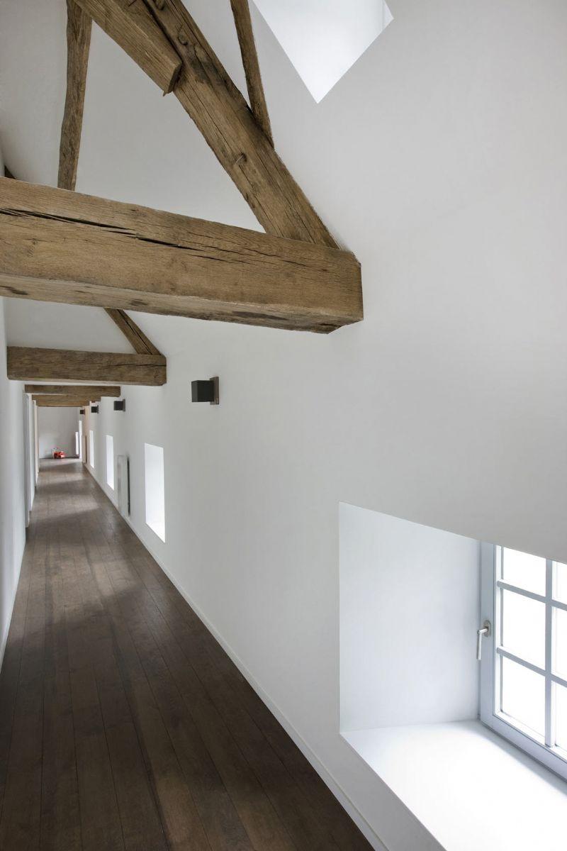 De ECOSE Technology heeft een gunstig effect op de levensduur van een gebouw.