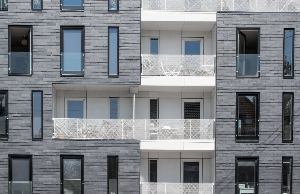 Tandrupkollegiet, Kant Arkitekter - Vanløse (Danemark)