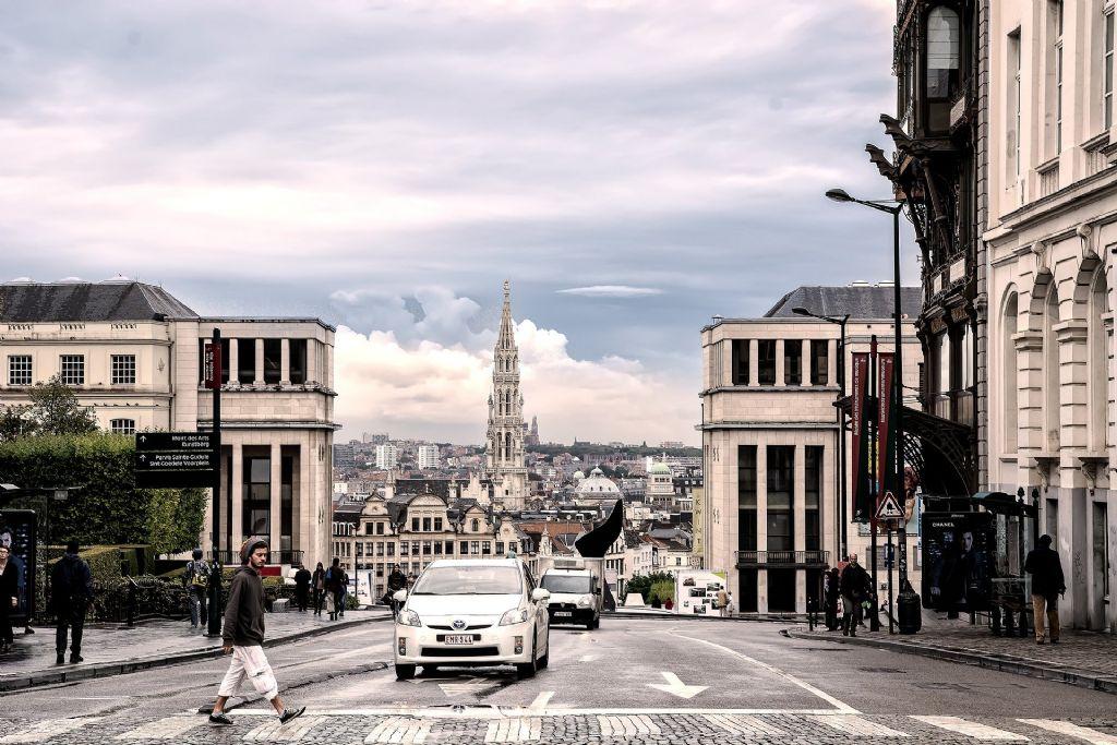 """OPINIE (Eric Corijn,Benoît Moritz): """"De huidige situatie laat toe om een stad van morgen te bedenken en te ontwerpen"""""""