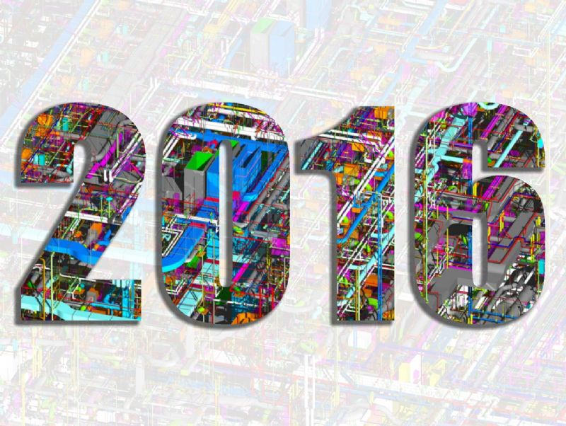 2016 sera une année BIM pour Architectura.be