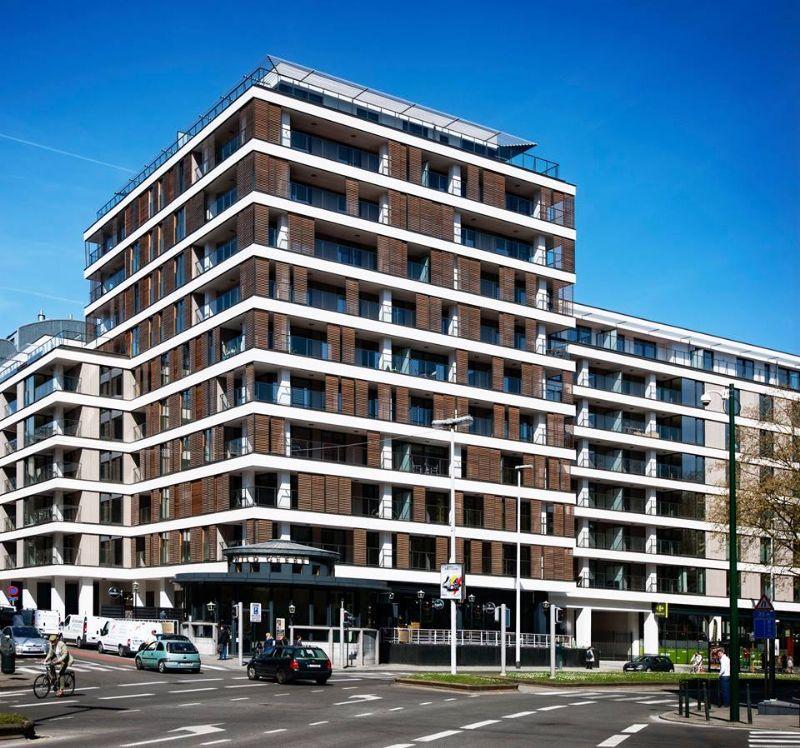 Het oude DVV-hoofdkantoor in Brussel kreeg een nieuwe bestemming.