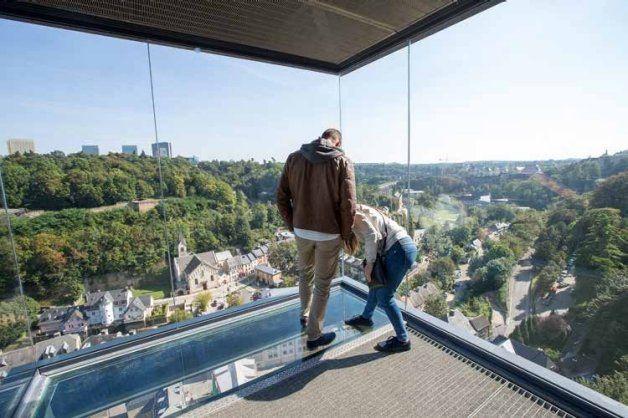 Schindler brengt bovenstad Luxemburg in contact met valleidistricten