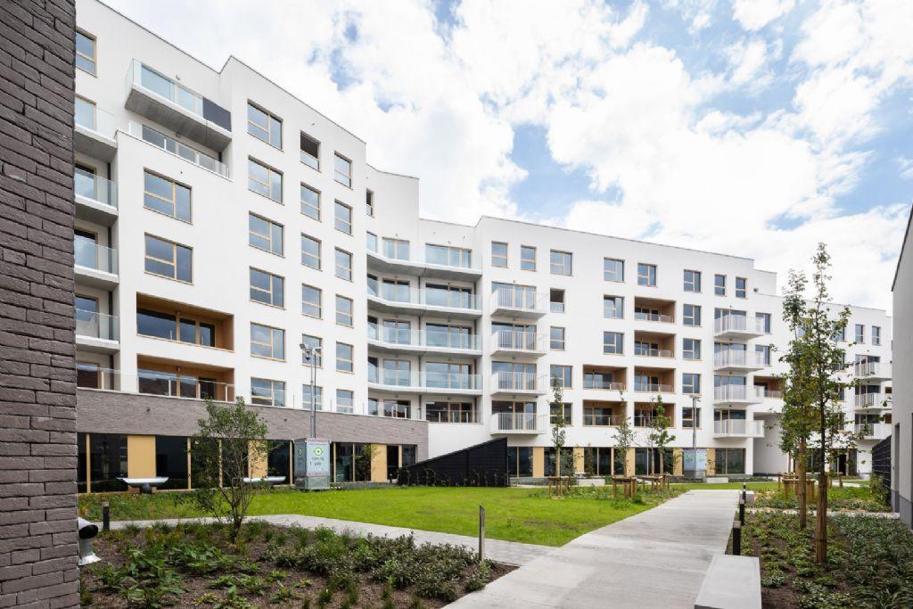 A Molenbeek, DDS+ participe au retissage cohérent du tissu urbain