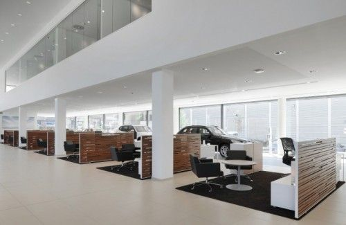 Nouveau site BMW Brussels : Knauf passe la vitesse supérieure