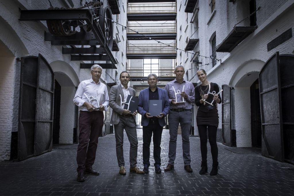 Winnaars Benelux Trofee voor Thermisch Verzinken 2019 bekendgemaakt