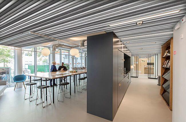 Hunter Douglas Architectural breidt het HeartFelt® assortiment uit met ronde panelen