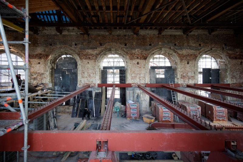 Bekeken: de Artotheek, nieuw museum in Bergen (Gigogne-L'Escaut)