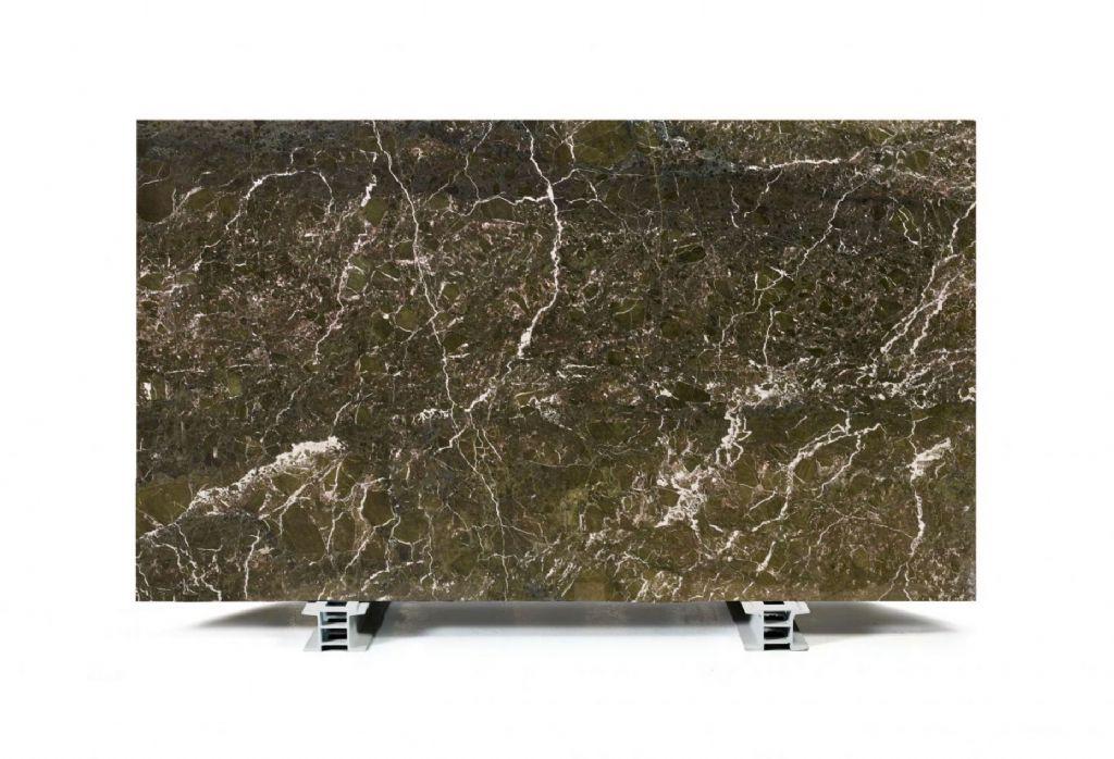 Beltrami Natural Stone hult zich in trendy groen op interieur 2018