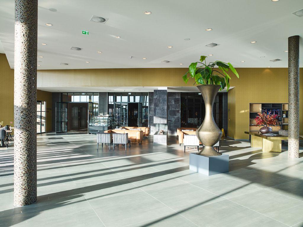Prettig geluidsniveau in Nederlands hotel
