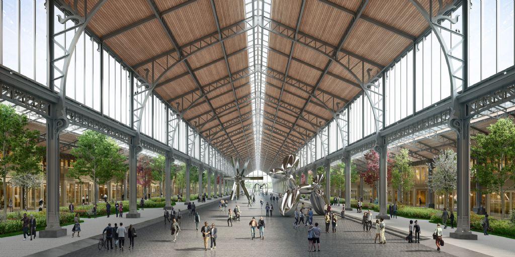 La Gare Maritime, une nouvelle perle architecturale pour la capitale