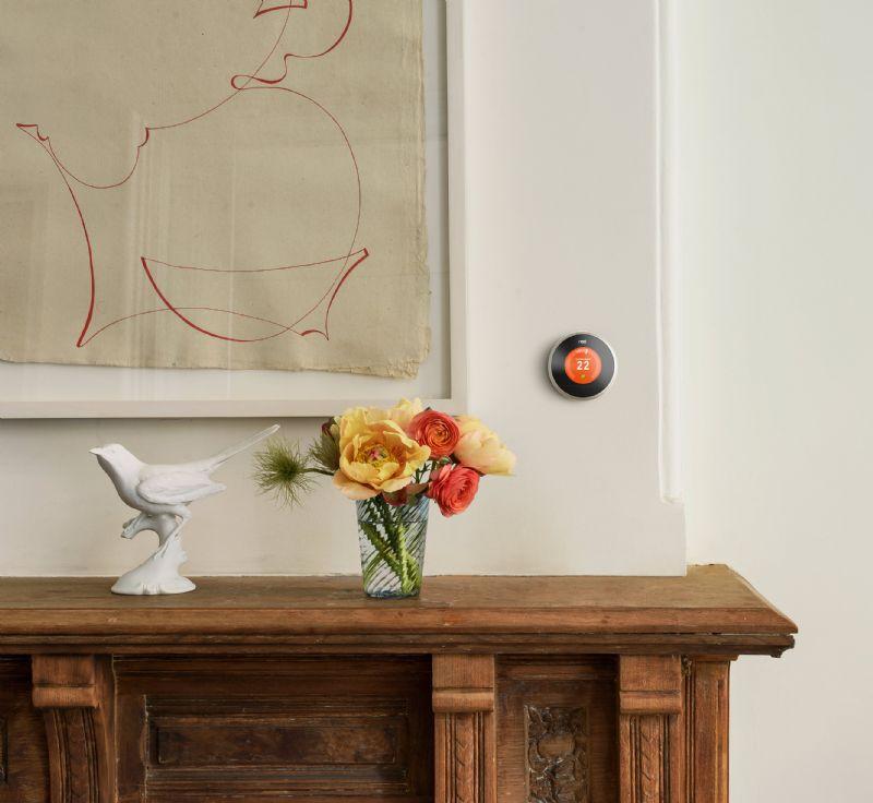 Slimme thermostaten laten je toe om je energieverbruik nauwgezet te monitoren en te sturen.