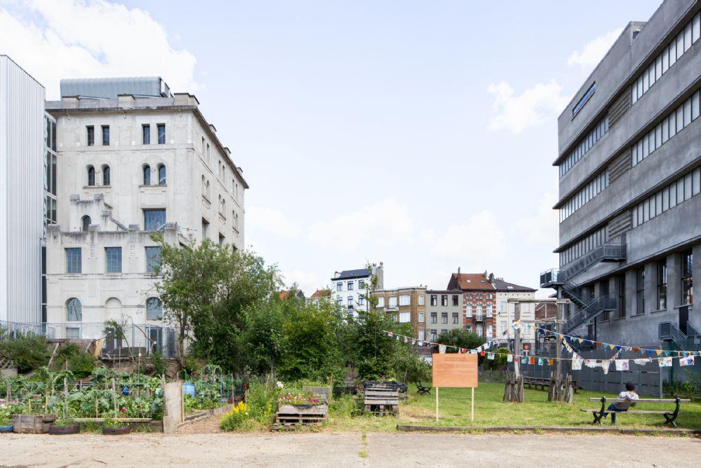 Appel à auteurs de projet : Parc Léon Wielemans à Bruxelles