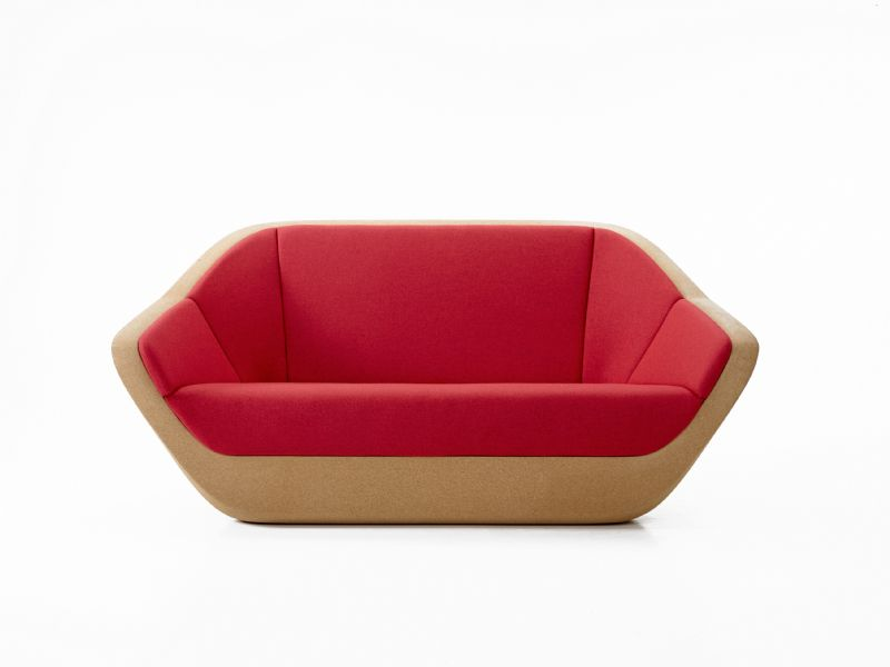 Corques sofa / Lucie Koldova