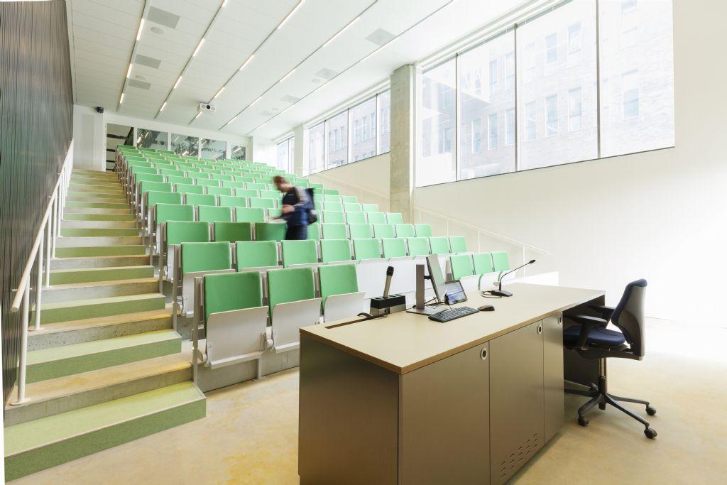 Nieuw onderwijs- en onderzoeksgebouw KU Leuven van LOW en Wiegerinck in  gebruik genomen