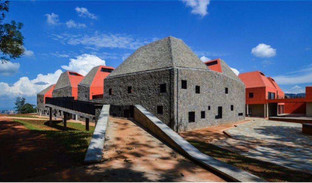Mention pour Yannick Miara dans la catégorie Oeuvre architecturale.