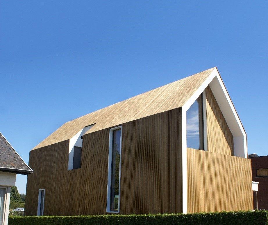 Licht en sterk bevestigingsprofiel biedt ongeremde architecturale vrijheid