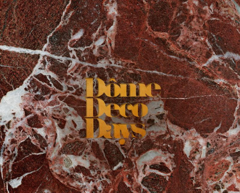 Dôme Deco toont zomercollectie 2016 tijdens Dôme Deco Days