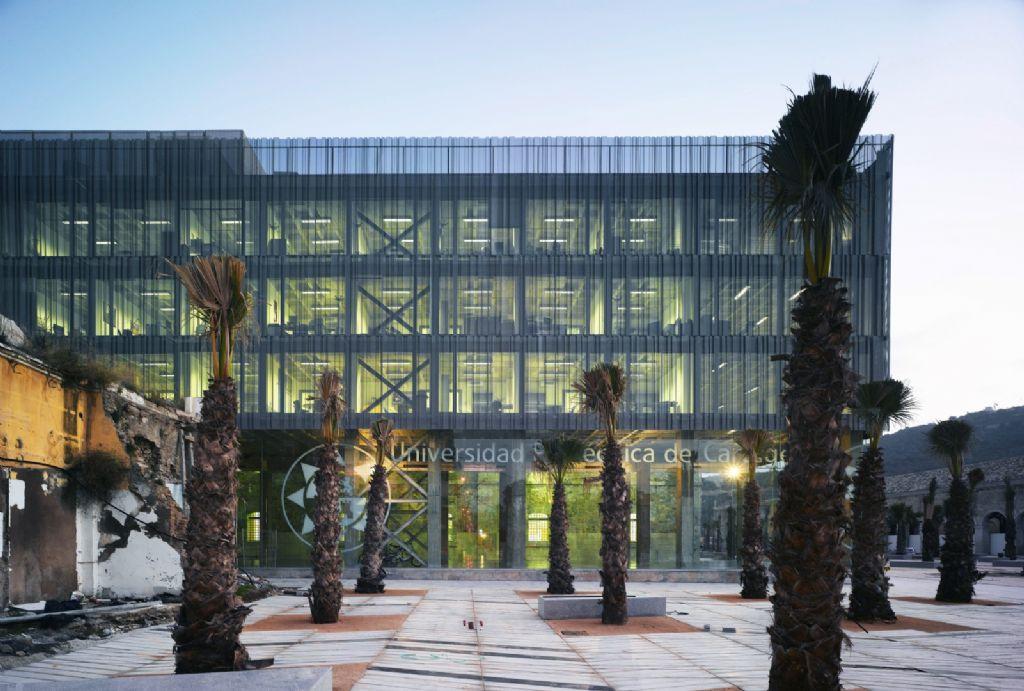 Bijkantoren van de Polytechnische Universiteit, Spanje.