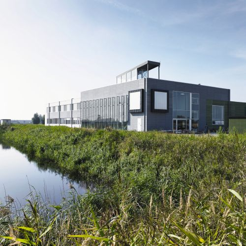 Greenbridge incubator : amenée d'air acoustique pour une ambiance de travail agréable