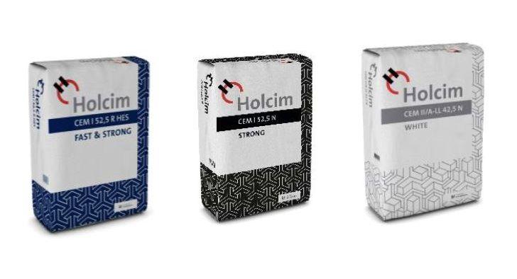 Holcim Belgique agrandit et actualise toute sa gamme de ciments