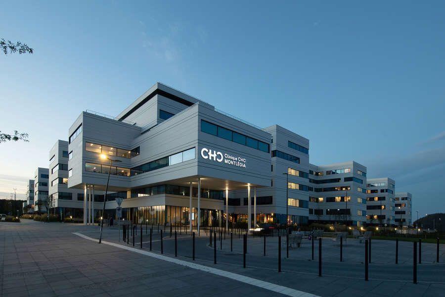 Clinique du MontLégia, Liège