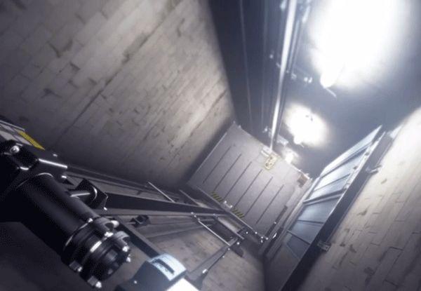 Une plus grande liberté de création grâce aux ascenseurs avec sécurité TSD