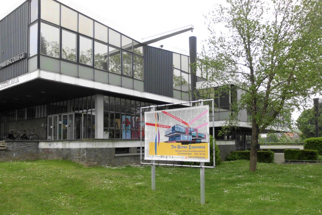 Een monument in Wevelgem: The Richter Experience