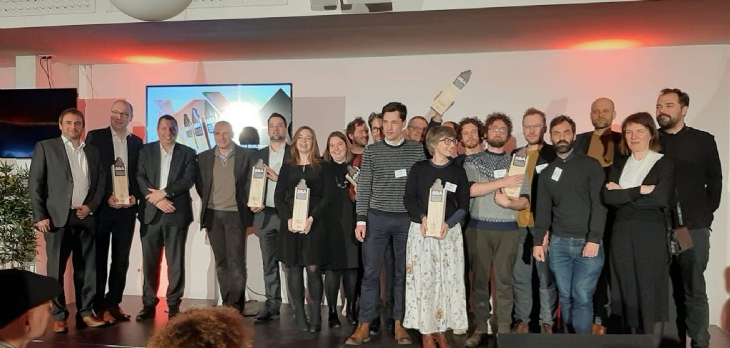 De winnaars van de Belgian Building Awards 2020