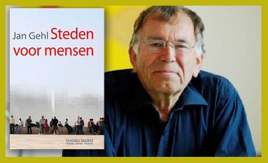 Recensie: Jan Gehl - Steden voor mensen