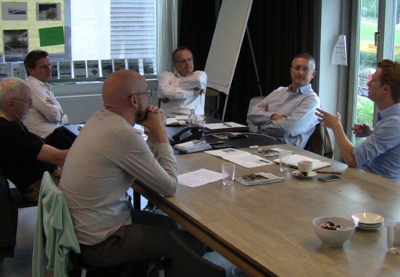 Het VAi en Architectura.be nodigden enkele architecten en een historicus uit om over herbestemmingen te praten.