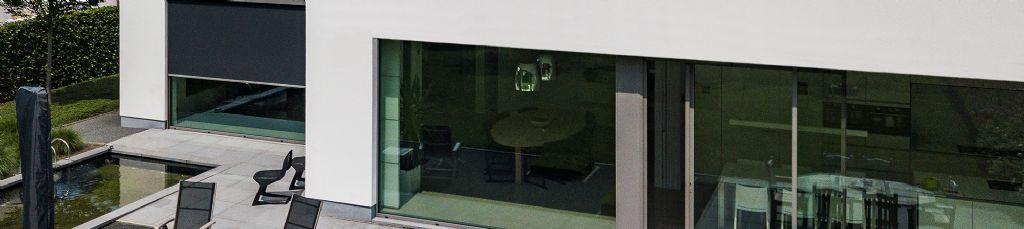 Renson stelt minimale doekzonwering voor in webinar voor architecten
