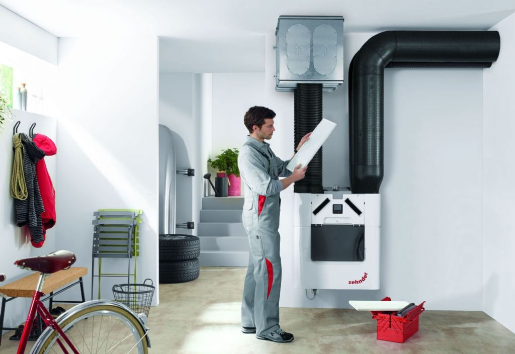La nouvelle unité de ventilation de Zehnder contribue à la conformité STS