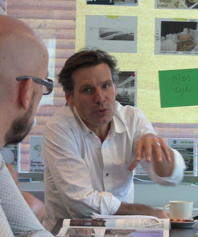 """Jan Mannaerts: """" De grootste moeilijkheid bij ons project, brouwerij De Hoorn in Leuven, was het dwingende programma."""""""