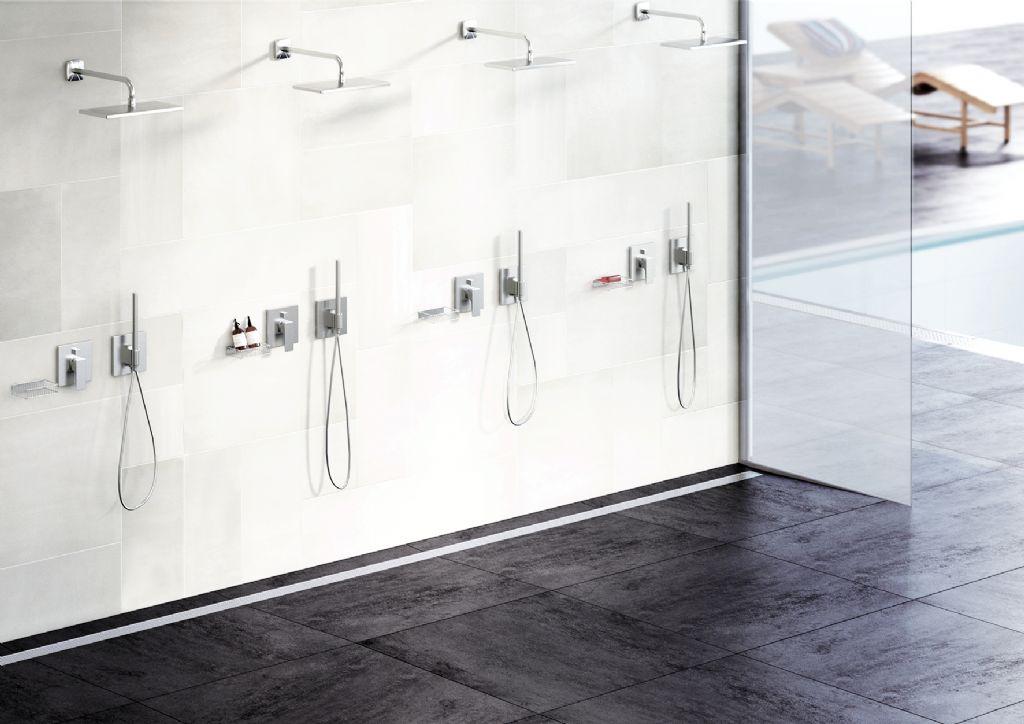 ACO élargit sa gamme de douches
