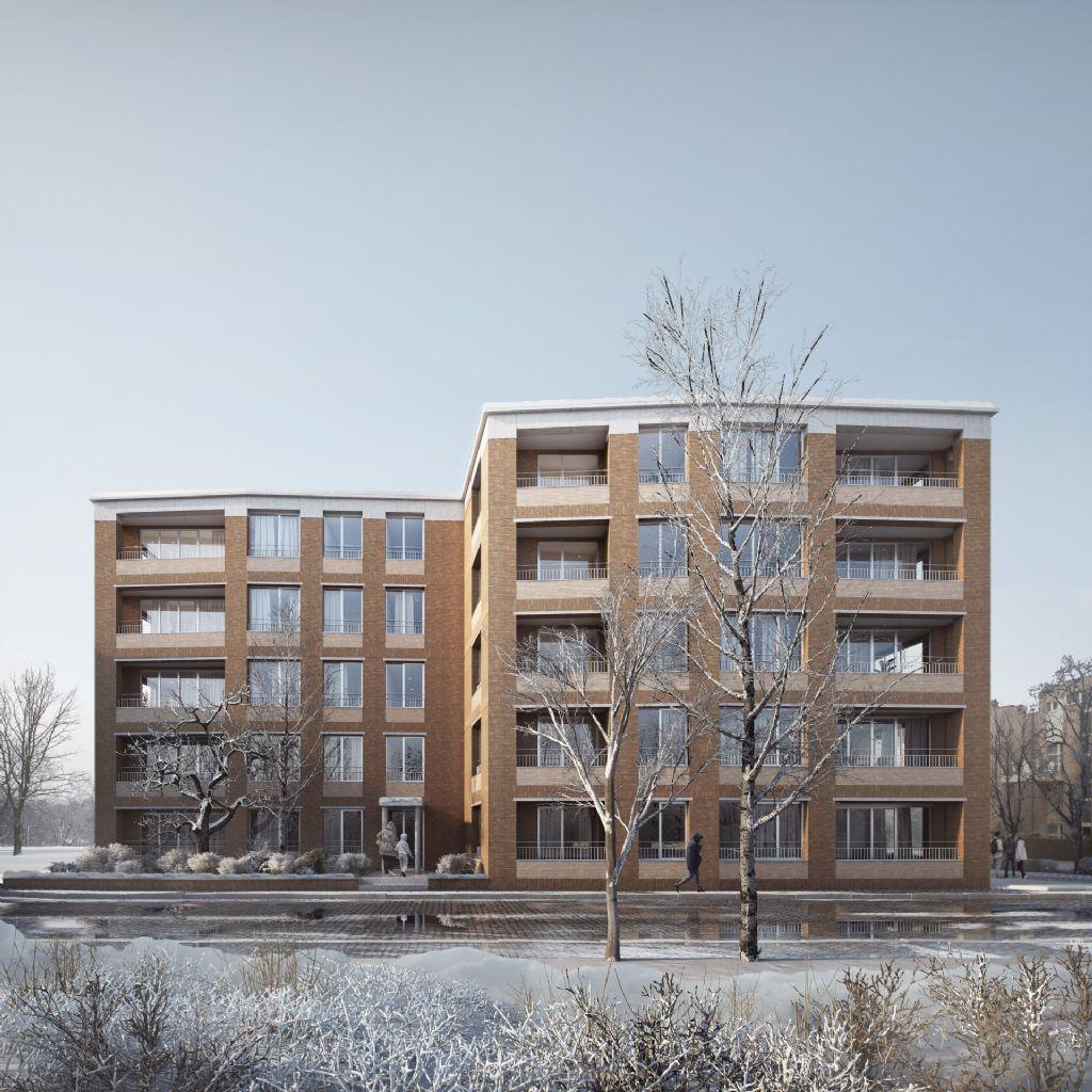 Net niet: Veld 10 Rozemaai (enofstudio + WV architecten)
