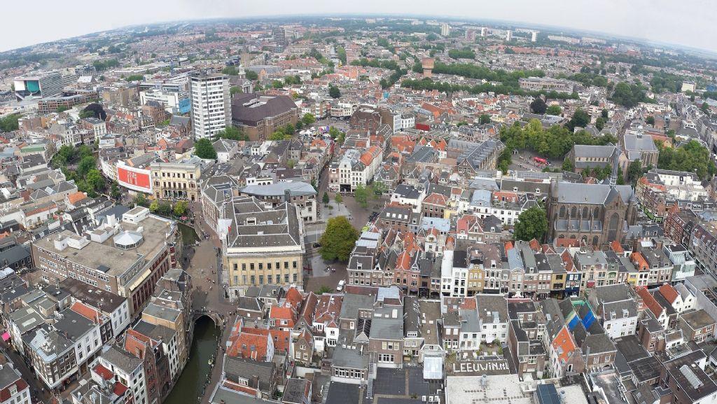 Utrecht, de stad die in 2050 helemaal circulair wil zijn, een volledig hernieuwbare stad, waarin optimaal gebruik wordt gemaakt van inheemse grondstoffen en materialen, van duurzame energiebronnen en het menselijk kapitaal in de stad.