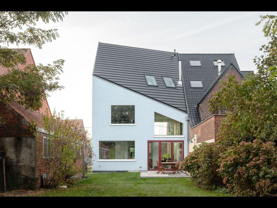 Project Uyttenhove (Tim Peeters Architecten)
