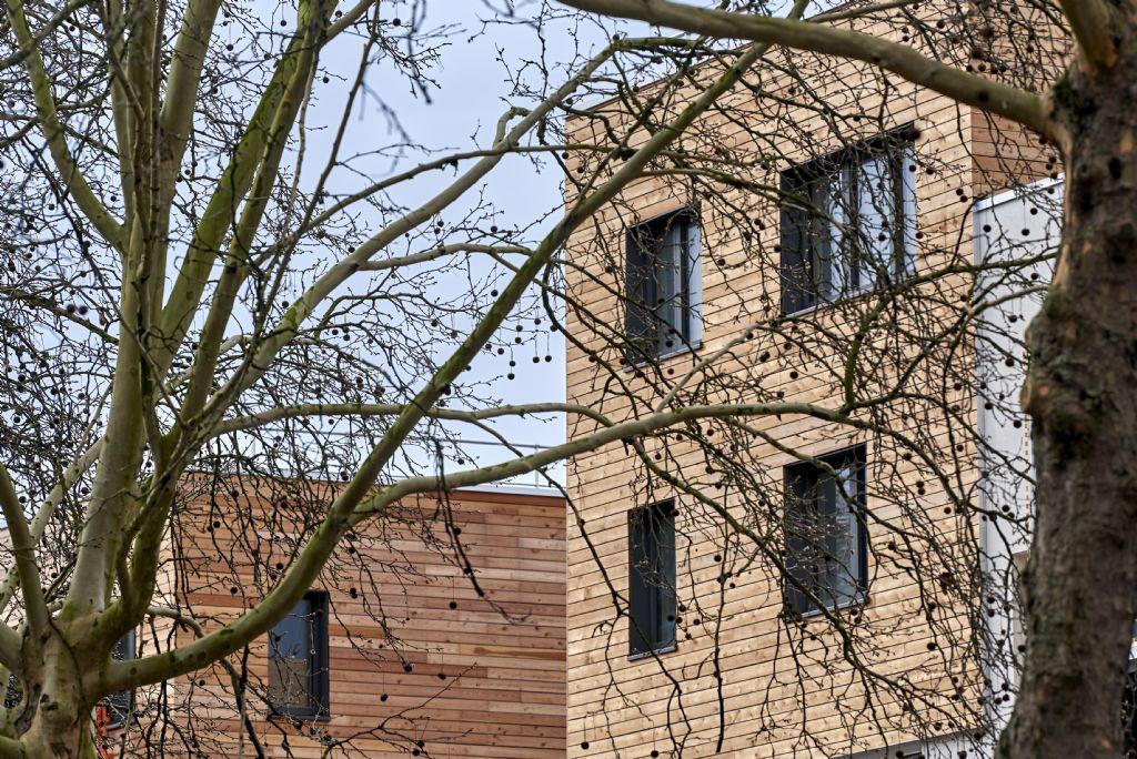 Des logements sociaux passifs inaugurés à Anderlecht