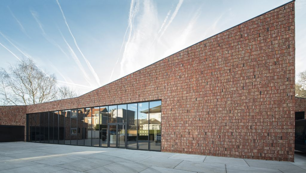 Nieuw belevingskantoor All-Bouw ontworpen door bow architecten