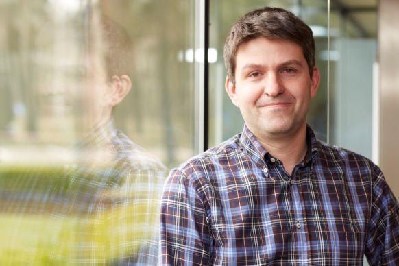 Gert Janssen, directeur Engineering & Ontwikkeling bij Mathieu Gijbels.