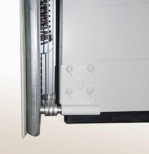 Sectionale poort SP800 COMPACTO onderplaat