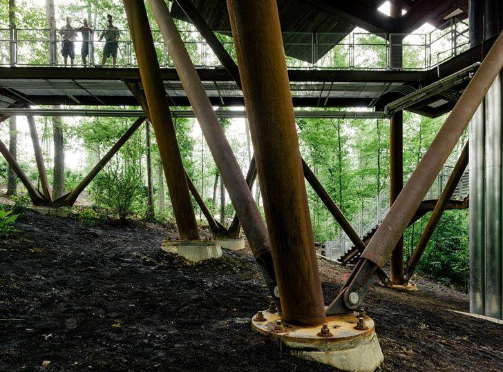 6. The Sustainability Treehouse / Mithun
