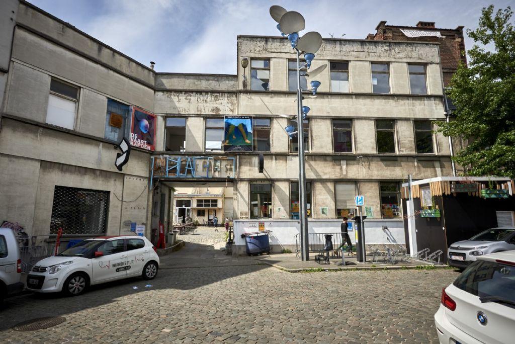 La façade actuelle.
