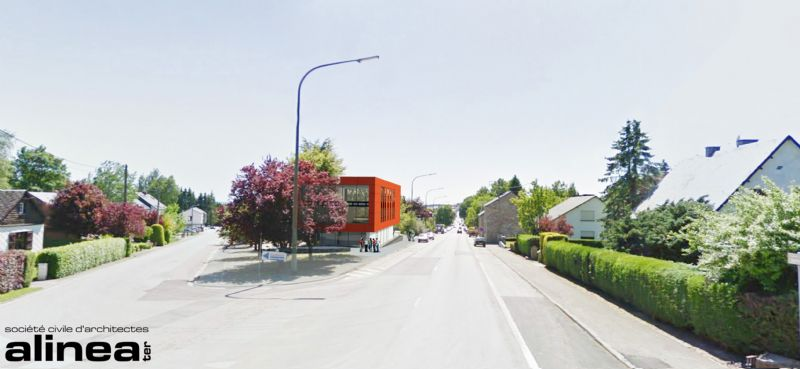 Un centre de services de communication aux portes de Libramont (Alinea Ter)