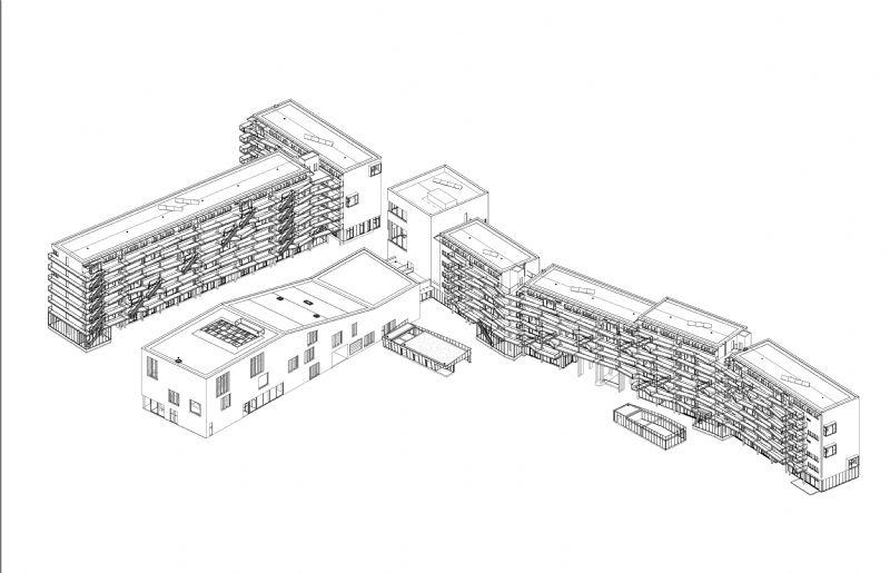 Project XY Vrije Universiteit Brussel, Etterbeek.