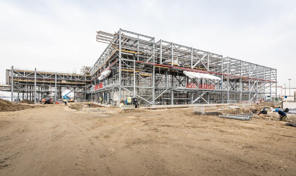 Standic Tankenpark Fase 1, Antwerpen