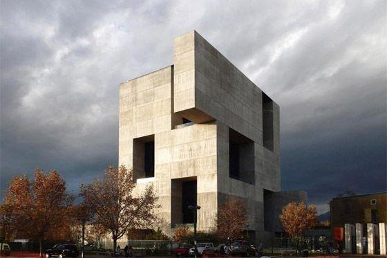 Centro de Innovación in Santiago