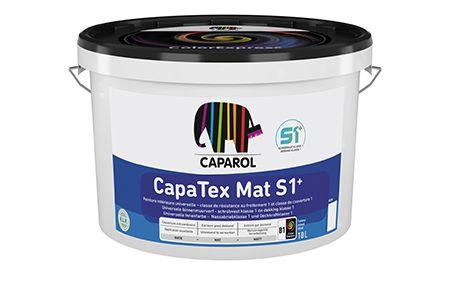 Caparol introduceert een breed inzetbare muurverf met iets extra
