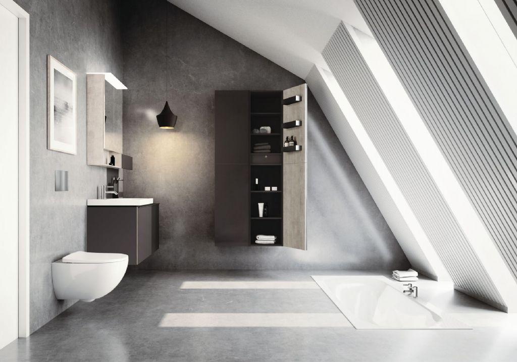 Voldoende opbergruimte in badkamer belangrijk voor gezinnen