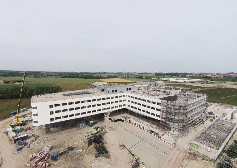 Ziekenhuis Knokke-Heist.